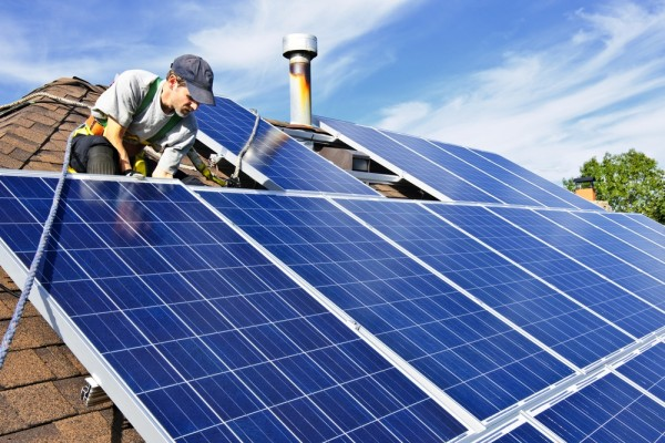 Solar Powered Systems Installation Calgary